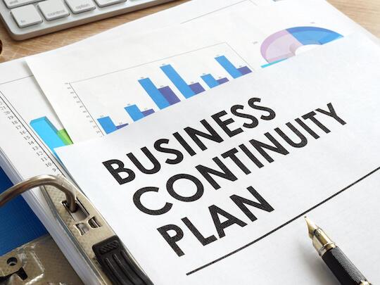 BCP(事業継続計画)コンサルティング